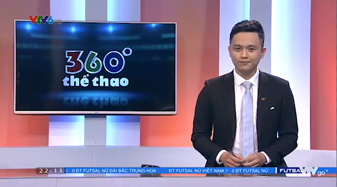 360 độ thể thao 8/5 (VTV6) đưa tin: VTVcab ra mắt